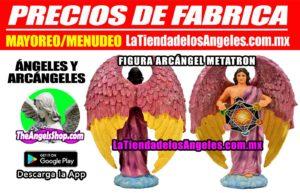 FIGURA ARCÁNGEL METATRON 1F - La Tienda de los Ángeles - Mayoreo y Menudeo CDMX copy