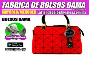 Bolsa para Dama- La Tienda de los Ángeles - Fábrica de Bolsas para Dama - Mayoreo CDMX copy