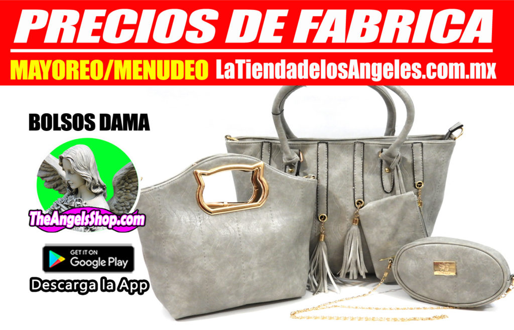 Bolsa para Dama HP2F - La Tienda de los Ángeles - Fábrica de Bolsas para Dama - Mayoreo CDMX copy