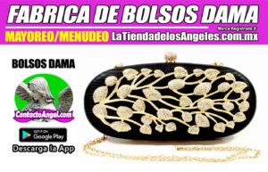 Bolsa para Dama - Fiesta Elegante HP4 1F - La Tienda de los Ángeles - Fábrica de Bolsas para Dama - Mayoreo CDMX