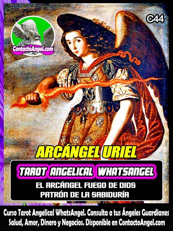 Curso Tarot Angelical WhatsAngel. El tarot de los Ángeles. Gana ingresos Extra leyendo el Tarot