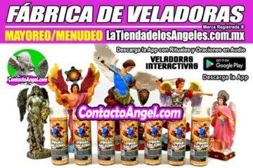 Fábrica de Veladoras Esotéricas Ciudad de México CDMX Mayoreo y Menudeo - LaTiendadelosAngeles A1 600X400