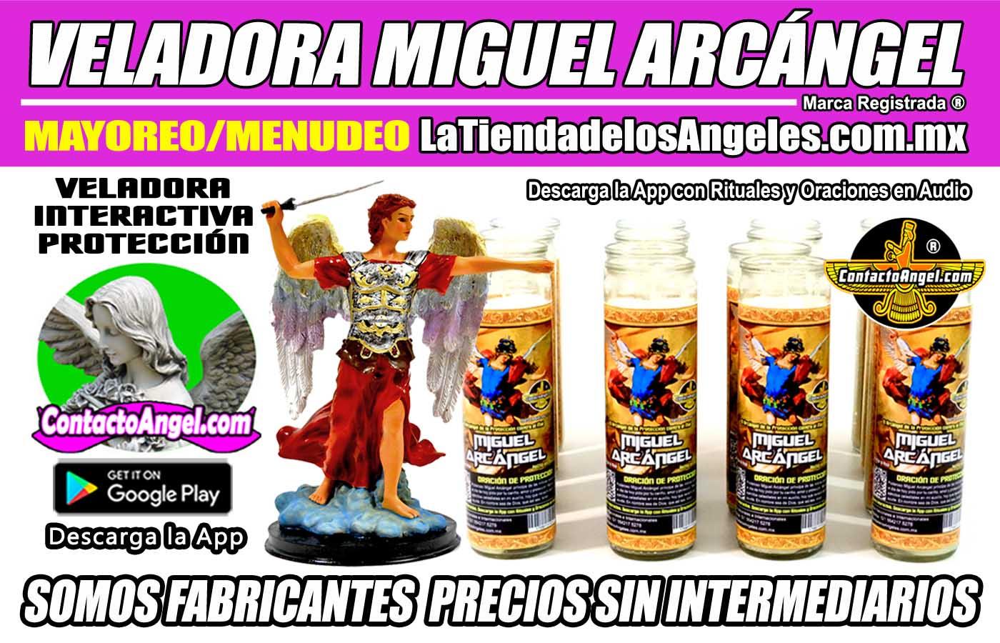 Fábrica de Veladoras Esotéricas Ciudad de México CDMX Mayoreo y Menudeo - LaTiendadelosAngeles A3