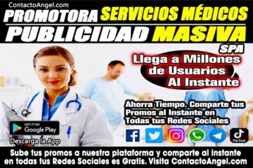 Promotora de Servicios Medicos y SPA CDMX -Anuncios Clasificados Gratis 900x600