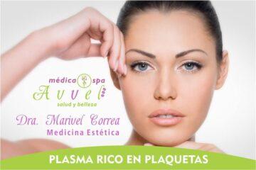 Promotora de Servicios Medicos y SPA CDMX- Plasma Rico Plaquetas - Dra Marivel Correa