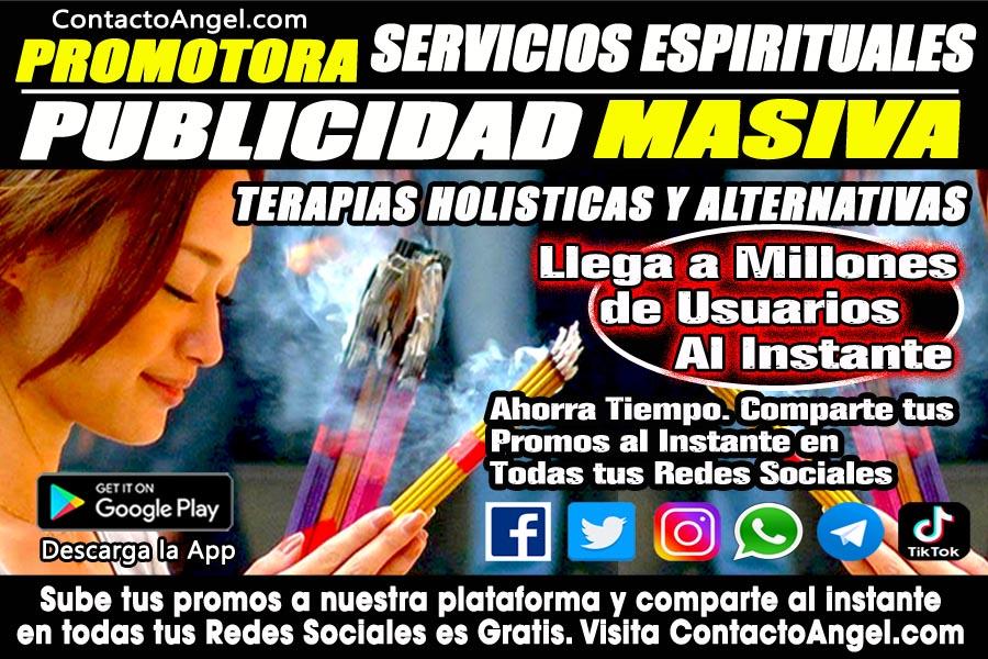 Promotora de Terapias Holisticas Alternativas y Espirituales México - Anuncios Clasificados Gratis P1 copy